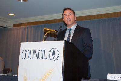 Patrick Maze to serve another term as president of Saskatchewan Teachers Federation