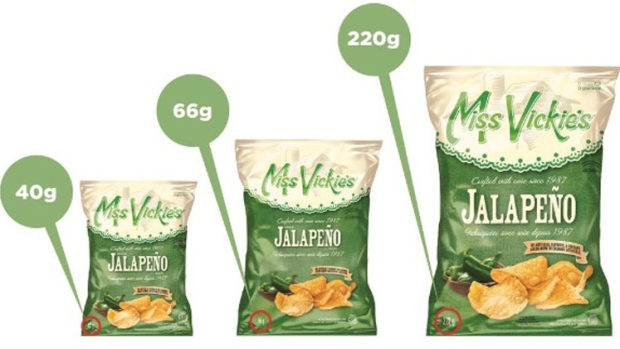 Salmonella fears results in recall of Miss Vickie's Jalapeno potato chips