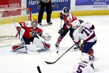 Lethbridge Hurricanes will play Regina Pats in WHL East Final