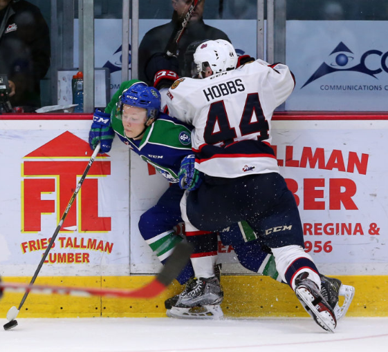 Regina Pats force a Game 6 in 2nd round series with Swift Current