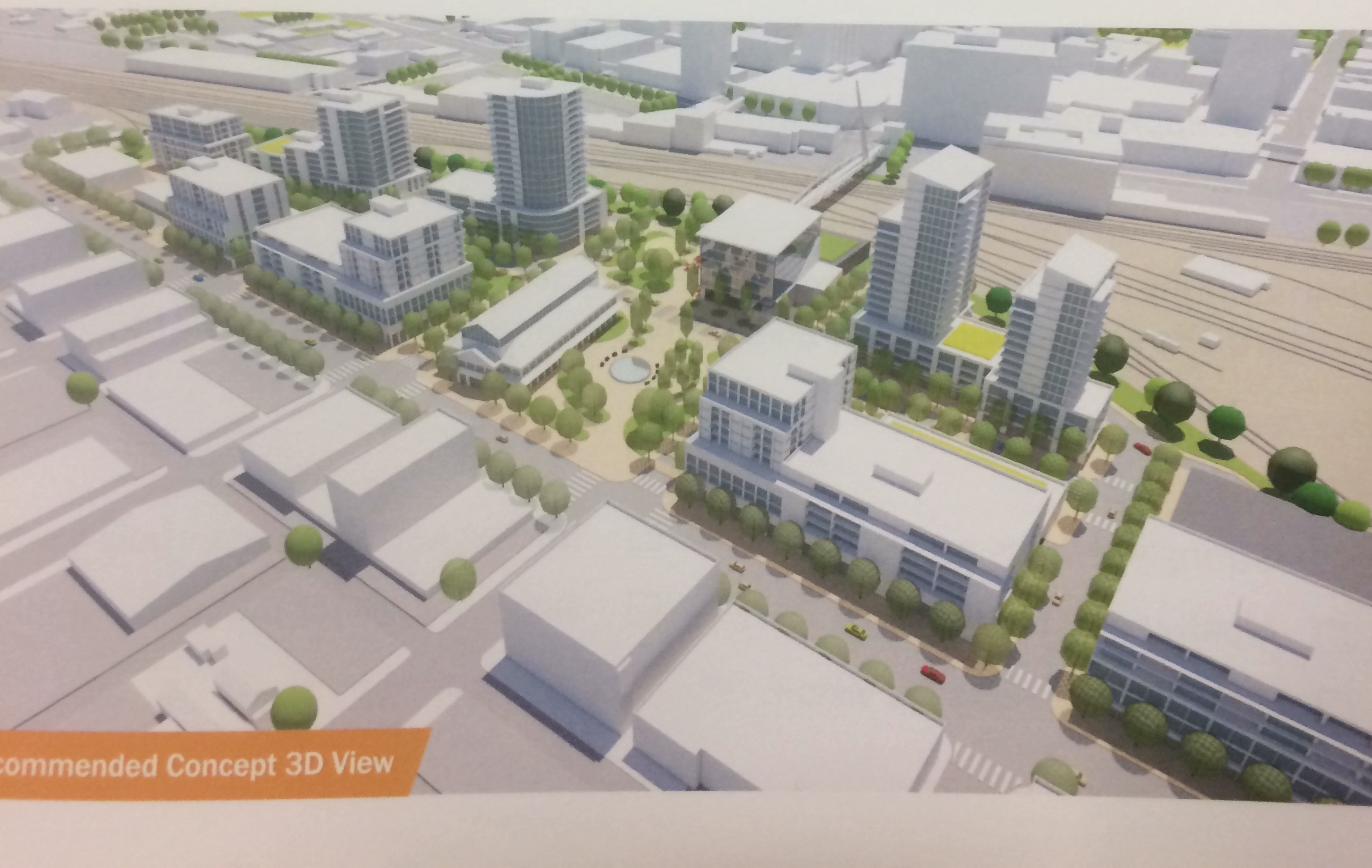 Final Railway Renewal Project open house gives Regina a possible glimpse into Dewdney Ave future