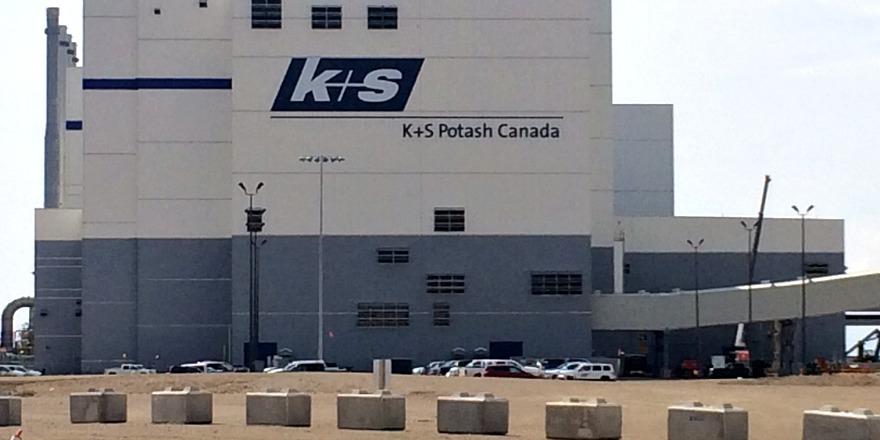 K + S Potash officially opens Bethune mine on Tuesday
