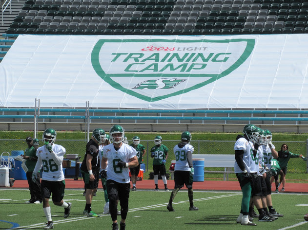 Day 1 Rider Training Camp Report