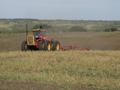 First crop report of the year says seeding has started across southern Saskatchewan