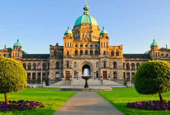 BC Liberal government toppled in non-confidence vote
