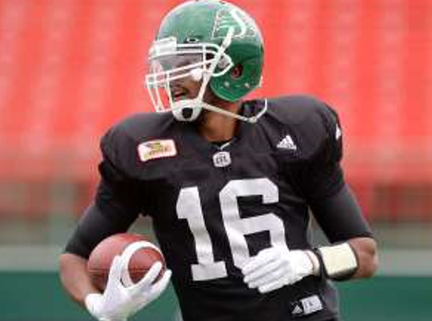 Riders QB Brandon Bridge will meet with Randy Ambrosie to discuss ratio