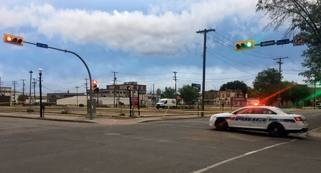 Death of man found injured in downtown Regina deemed a homicide