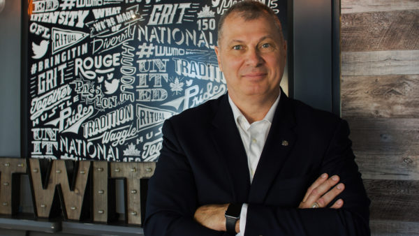 Randy Ambrosie named new commissioner of CFL