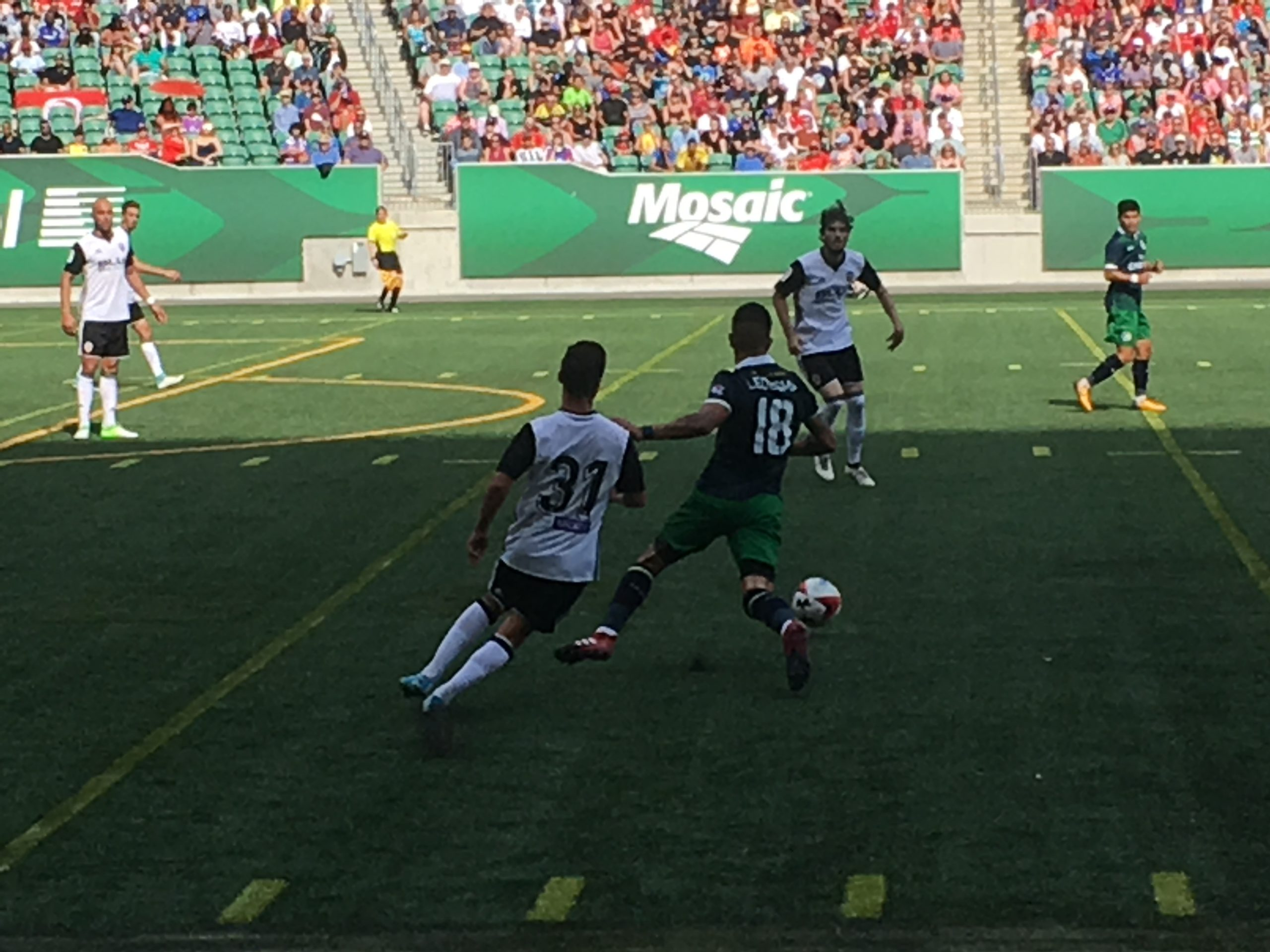 Soccer Day in Saskatchewan nets new fans for the beautiful game