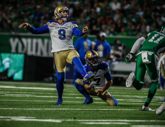Bombers ruin Mosaic Stadium opening with overtime victory