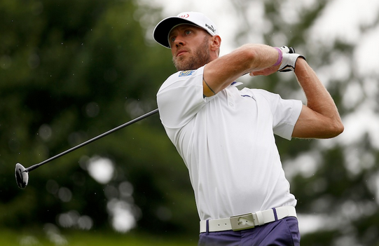 Graham DeLaet makes the cut at PGA Championship