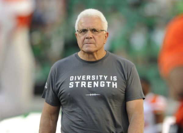 "CFL ""amazed"" at response to ""Diversity is Strength"" campaign"