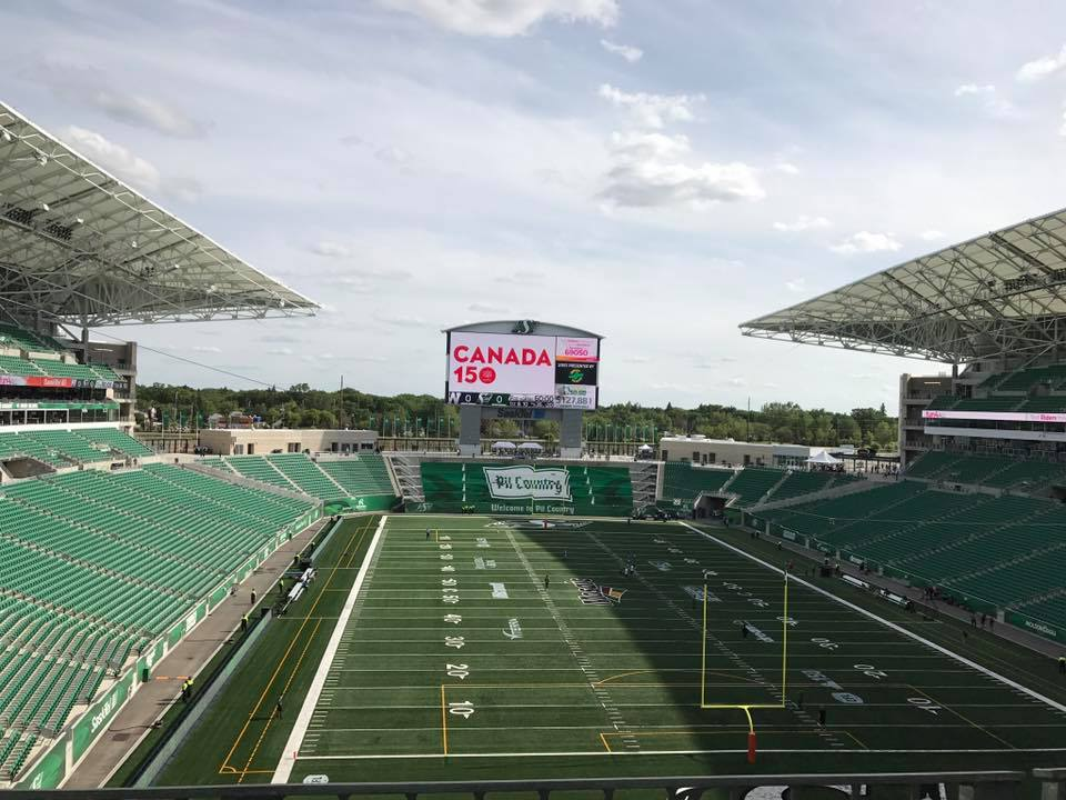 Special Olympics Saskatchewan hosts 1st Queen City Blitz at Mosaic Stadium