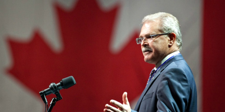 Former Federal Ag Minister Gerry Ritz going to Canadian Agriculture Hall of Fame