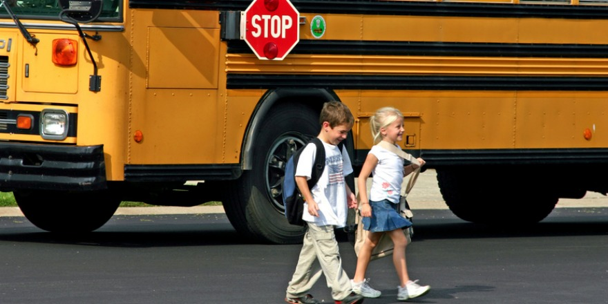 SGI reminding drivers to stay safe to start the school year