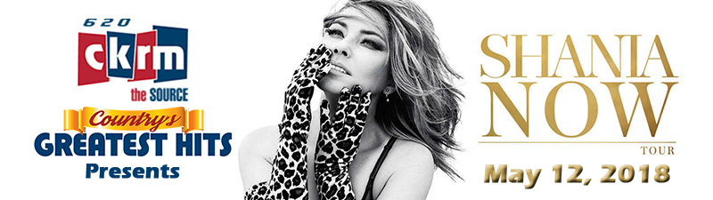Shania Twain returning to Saskatchewan for Saskatoon show