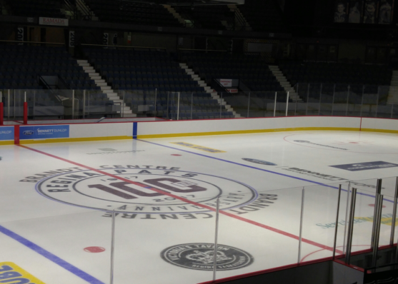 Regina Pats getting ready for Saturday's home opener