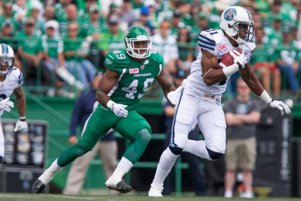 Riders sign LB Jeff Knox Junior
