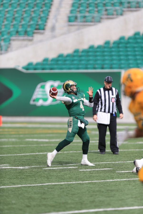 Four members of the U of R Rams named Canada West football all-stars