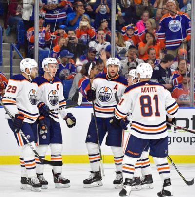 Connor McDavid doesn't disappoint as Edmonton Oilers make Saskatoon visit