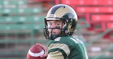 Regina Rams QB Noah Picton hopes myth of Canadian QB in CFL is slowly getting shattered