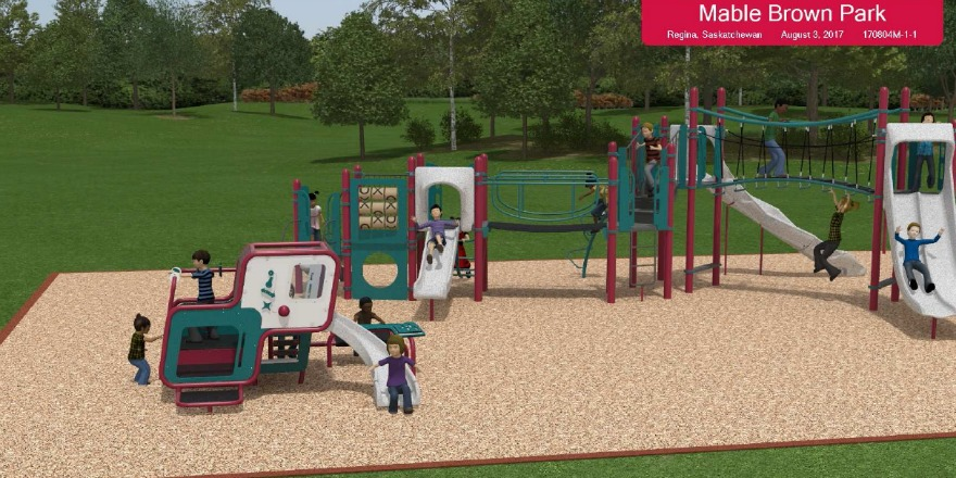 Playgrounds at McNab & Elsie Dorsey Park getting updated