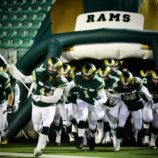 University of Regina Rams unveil 2018 schedule