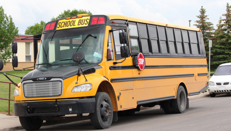 Regina Public and Catholic Schools partner for school bus pilot project