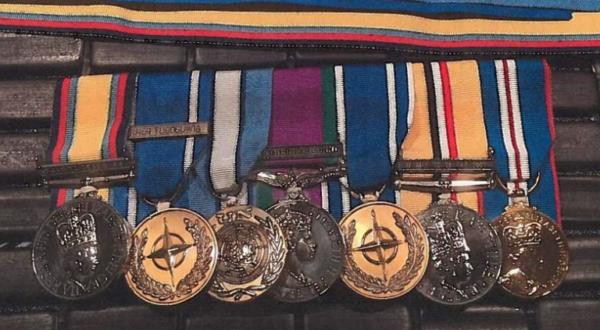 """""""Irreplacable"""" service medals stolen in Kindersley home break-in"""