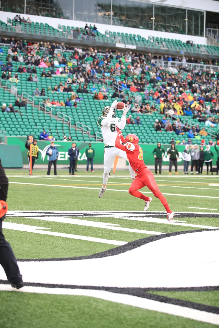 Comeback falls short as Regina Rams lose to Calgary
