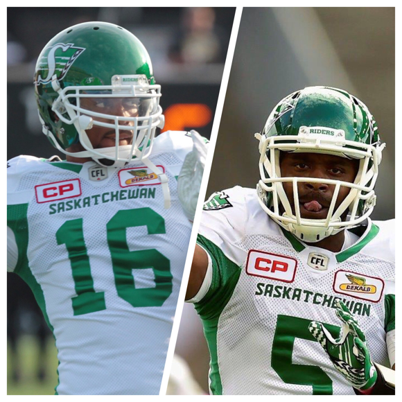 Riders Happy With QB Combo