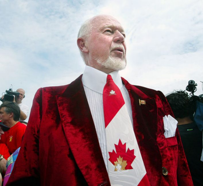 Don Cherry named Honorary Chair for 100th Mastercard Memorial Cup