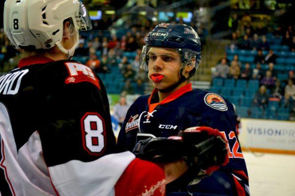 Regina Pats acquire forward Scott Mahovlich from Kamloops