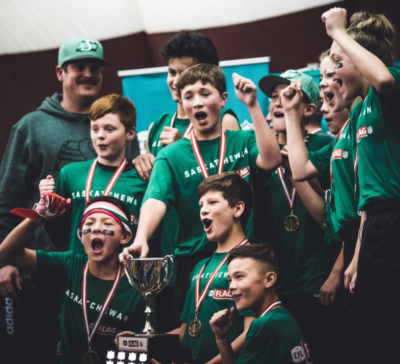 Regina team captures Canadian youth flag football competition