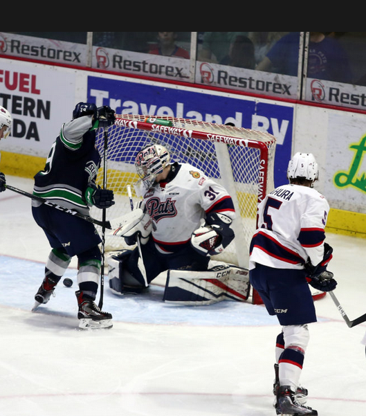 Regina Pats battle Seattle Thunderbirds Wednesday in rematch of WHL Final