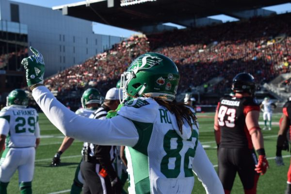 Riders moving on to East final after 31-20 win over Ottawa