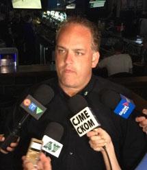 Assistant GM John Murphy Talks Riders On Monday's SportsCage