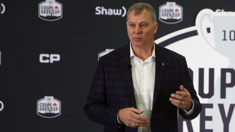 CFL Commissioner Randy Ambrosie talks schedule on Sportscage