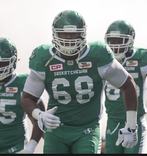 Saskatchewan Roughriders ink Thaddeus Coleman & Jovon Johnson to new contracts