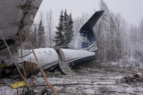Plane involved in Fond-du-Lac plane crash was not de-iced before crash happened