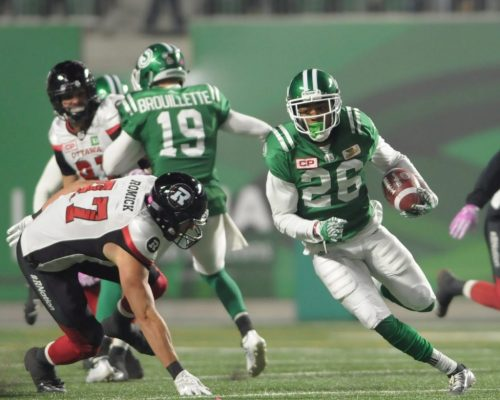 Riders sign Christion Jones to contract extension