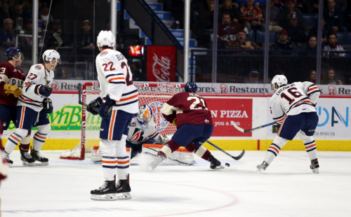 Regina Pats blanked on home ice