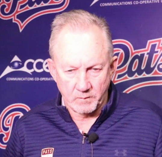 Regina Pats Head Coach/General Manager John Paddock says making trades aren't easy