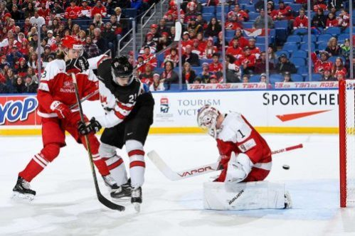 Canada wins Group A at WJHC with one-sided win over Denmark