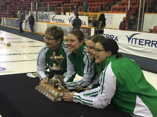 Sherry Anderson wins provincial Viterra Scotties