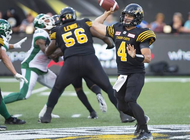 Riders acquire QB Zach Collaros