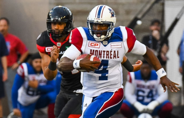 Darian Durant released by Montreal Alouettes