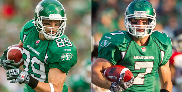 "Former Rider Weston Dressler calls Chris Getzlaf ""a special player"""