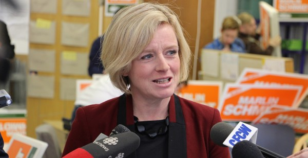 Rachel Notley has choice words for John Horgan as Western Premiers meeting starts