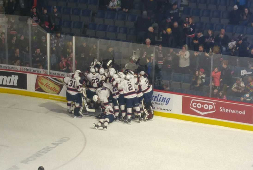 Matt Bradley's overtime goal gives Pats win over Prince Albert